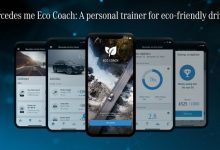 Photo of Mercedes me Eco Coach app: a personal trainer for eco-friendly driving