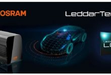 Photo of OSRAM's PERCEPT LiDAR platform to have LeddarTech LiDAR components