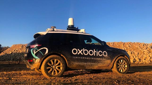 Oxbotica raises $47 million to deploy autonomy software platform around the world