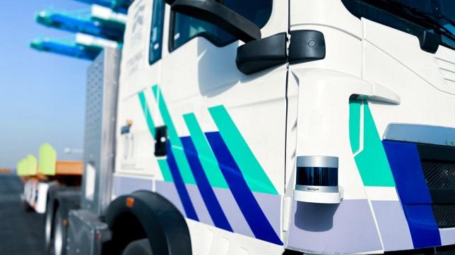 Velodyne Lidar and Trunk.Tech announce strategic partnership in autonomous trucking