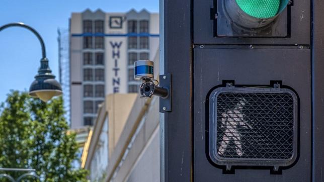 Velodyne Lidar powers Intelligent Traffic Management