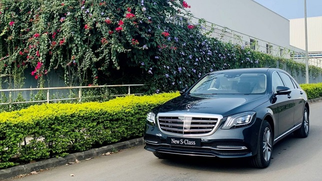 Mercedes-Benz India strengthens its connected car ecosystem; kick-starts 2021 by launching the S-Class 'Maestro Edition' featuring the latest 'Mercedes me connect' technology