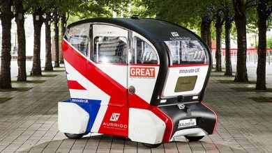 Aurrigo delivers autonomous vehicle technology to new £4m Milton Keynes 5G Create project
