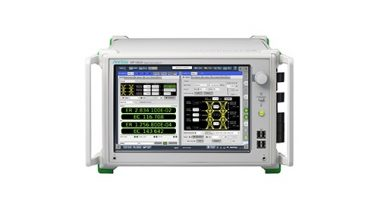 Signal Quality Analyzer-R MP1900A Anritsu publish 116-Gbit/s PAM4 Error Detector FEC Analysis Function