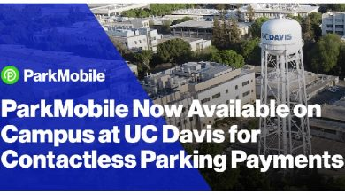 Photo of ParkMobile partners with UC Davis to provide daily parking rates on campus