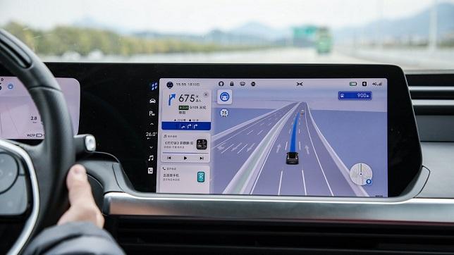 XPeng unveils beta version Navigation Guided Pilot function