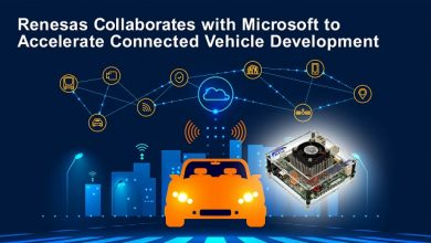 Photo of Renesas collaborates with Microsoft to accelerate connected vehicle development