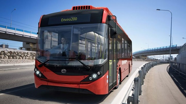 BYD partners with British firm to manufacture electric bus for local market