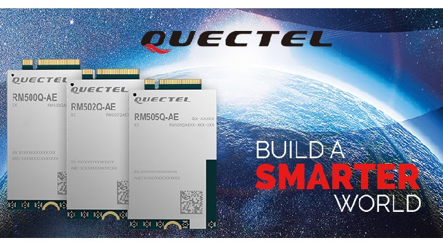 Quectel announces new 5G modules to drive 5G commercialization