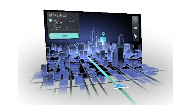 Continental, HERE and Leia Inc jointly create natural 3D automotive navigation