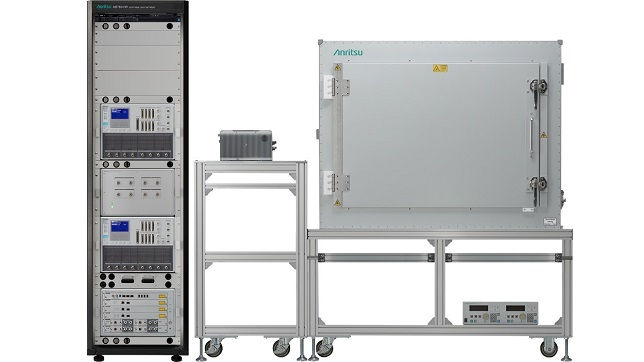 Anritsu in collaboration with Qualcomm verifies industry first EPS-FB (Evolved Packet System Fallback) test for 5G New Radio