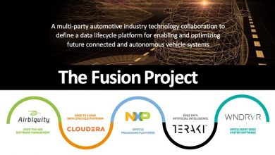 Photo of The Fusion Project works to accelerate data management for connected and autonomous vehicles