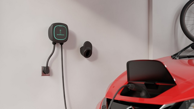 Wallbox introduces new EV charger for the U.S. market
