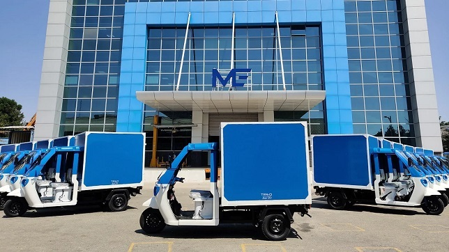 India: Amazon India partners with Mahindra Electric to expand EV fleet