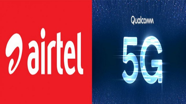 India: Airtel and Qualcomm to collaborate for 5G in India