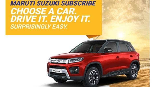Maruti Suzuki subscribe partners with ALD Automotive, expands to Kochi