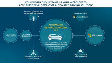 Photo of Volkswagen automated driving platform to use Microsoft Azure