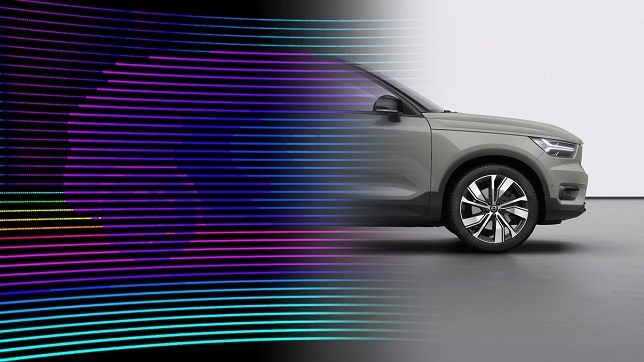 Luminar and Volvo Cars further collaboration with release of comprehensive lidar dataset