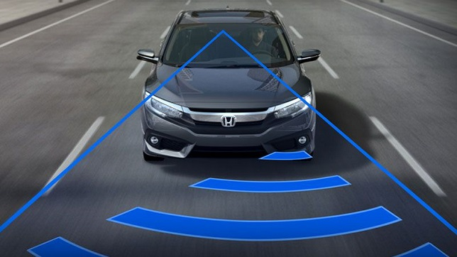 Shifting to active safety system and ADAS
