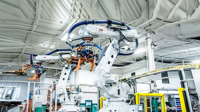Ola to deploy ABB robotics and automation solutions at its mega-factory for electric scooters