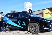 Photo of May Mobility selects Ouster's lidar sensors for autonomous shuttle platform