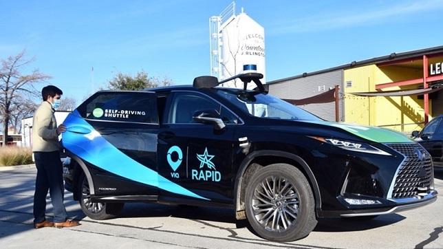 May Mobility selects Ouster's lidar sensors for autonomous shuttle platform