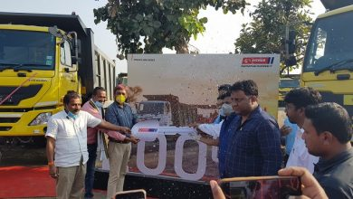 Eicher Trucks & Buses completed 200th Tipper delivery to APCO Infratech