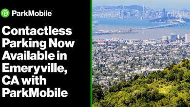 Emeryville, California, introduces contactless parking payments with the ParkMobile App