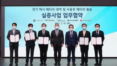 Hyundai Motor Company signs MOU for EV battery lease to foster EV ecosystem and sustainable battery reuse