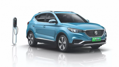 MG Motor India launches new ZS EV 2021 with a 419 Km* certified range