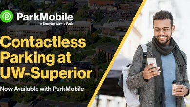 University of Wisconsin-Superior partners with ParkMobile for contactless parking payments on campus