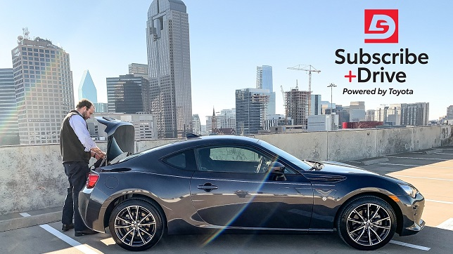 Purdy Mobility and Toyota launch mobility solution: Subscribe + Drive Powered by Toyota