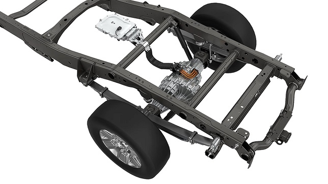 Magna drives pickup truck electrification with its new eBeam technology