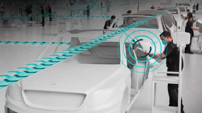 Digitalization push: Mercedes-Benz and Siemens launch strategic partnership for sustainable automotive production