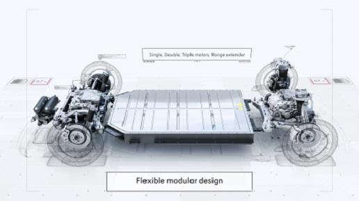 Geely Auto forms new premium electric car company Zeekr: SEA EV architecture