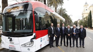 Málaga launches Europe's first driverless electric bus