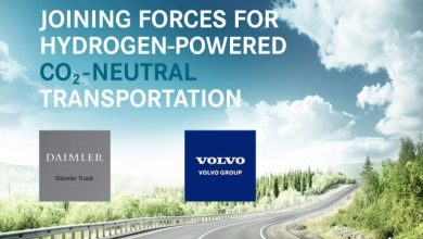 Daimler Truck AG and the Volvo Group complete creation of fuel-cell joint venture: cellcentric