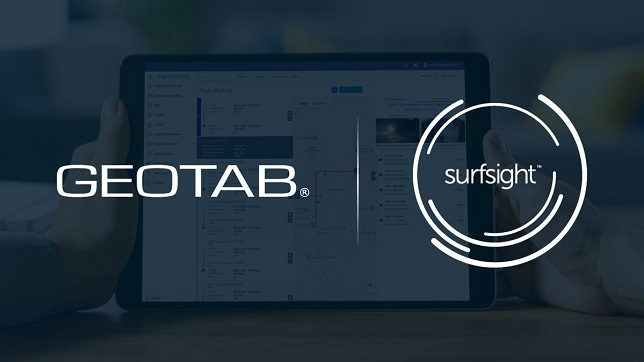 Geotab and Lytx partner to bring Surfsight video telematics to the Geotab ecosystem