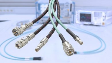 Microwave Cable assemblies applicable up to 110 GHz