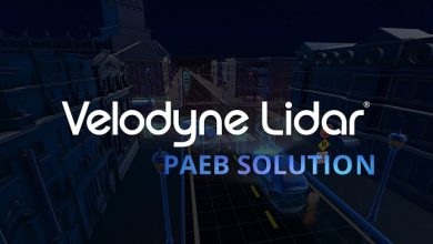 Velodyne Lidar demonstrates how advanced Lidar Technology can improve pedestrian safety