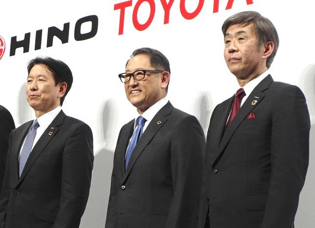 Isuzu, Hino, Toyota to accelerate CASE response through commercial vehicle partnership