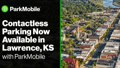 ParkMobile to launch contactless parking payments in Lawrence, Kansas