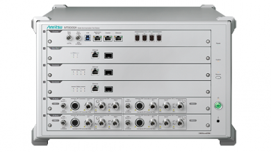 Industry First: Anritsu's MT8000A and MediaTek M80 5G modem achieve over 7Gbps downlink throughput with FR1+FR2 dual connectivity