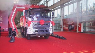 SANY embraces the era of cleaner fuel with hydrogen fuel cell construction vehicles