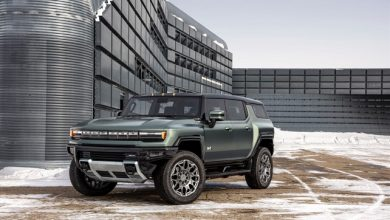 Chevrolet Silverado electric pickup and GMC HUMMER EV SUV to be built at GM's Factory ZERO plant