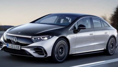 The EQS: the first electric vehicle in the luxury class