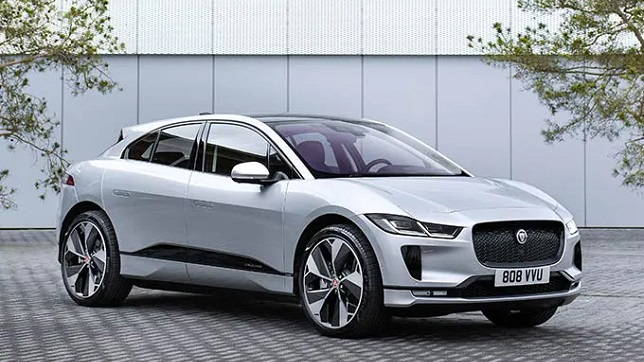 Jaguar I-Pace, the all-electric performance SUV, launched in India from ₹105.9 Lakh