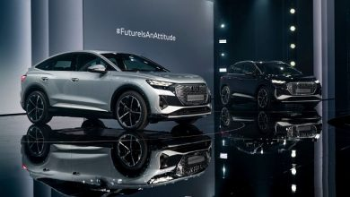 Electric, efficient and emotionally appealing: Audi Q4 e-tron and Q4 Sportback e-tron