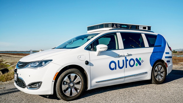 Honda China collaborates with AutoX on autonomous driving research through testing on China's public roads