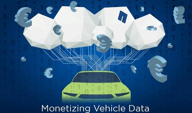 The Big Opportunity – Vehicle Data Monetization